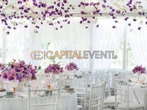 decorazioni matrimonio roma