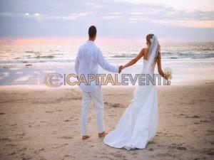 luna di miele matrimonio Roma