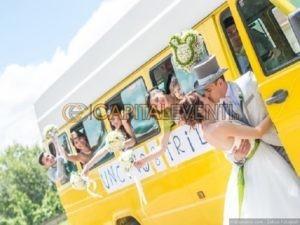noleggio autobus matrimonio roma